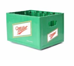 Két bia nhựa Miller cao cấp Phú Hòa An