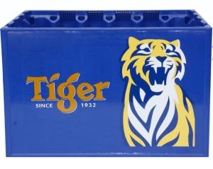 Két bia nhựa Tiger cao cấp Phú Hòa An