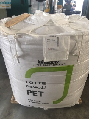 Hạt nhựa PET Cool Lotte chemical
