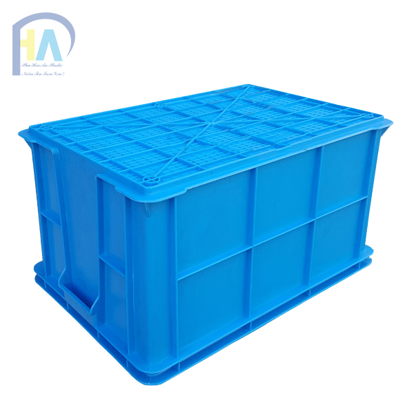 Mặt đáy thùng nhựa đặc B5