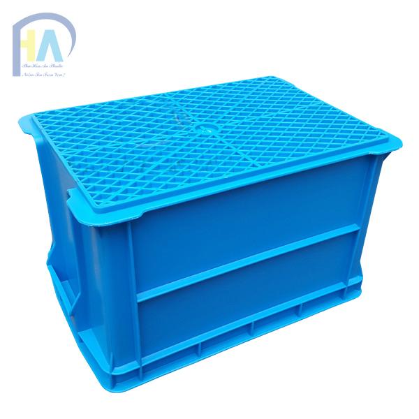 Mặt đáy thùng nhựa đặc B6
