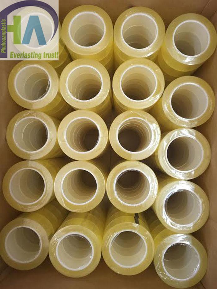 Ống nhựa PE làm lõi cuộn băng dính, màng PE (PE CORE TUBE) cao cấp