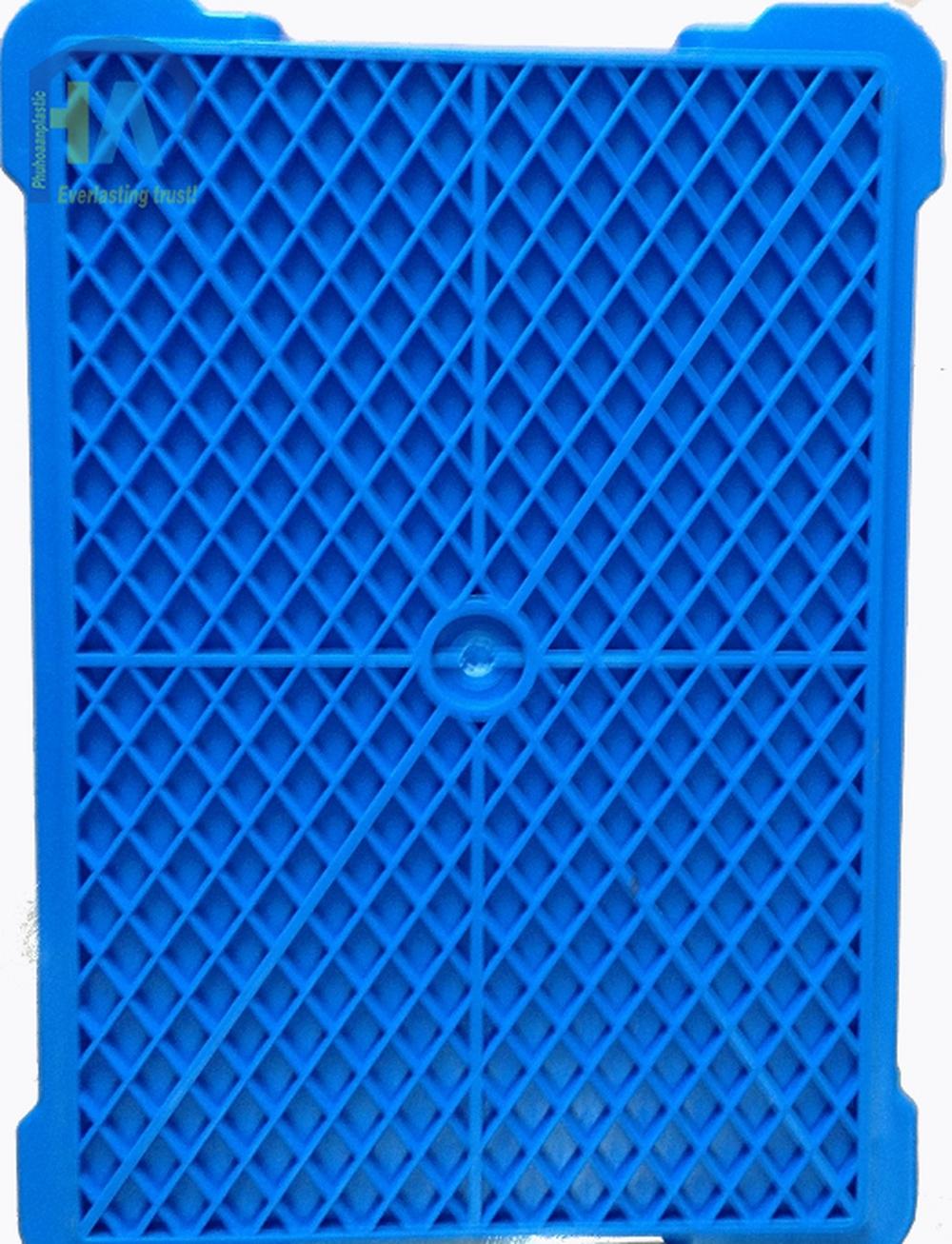 Thùng nhựa đặc B6 thiết kế tinh giản