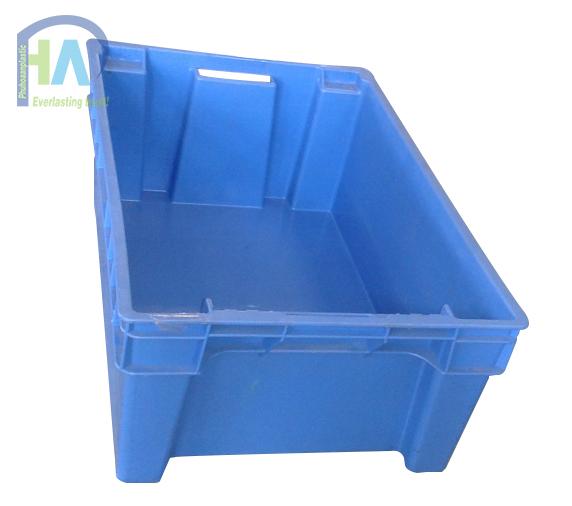 Thùng nhựa đặc YM002 khoang đáy rộng