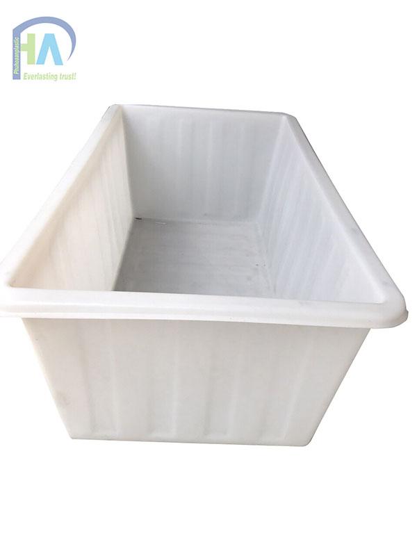 Thanh lý thùng nhựa chữ nhật giá rẻ