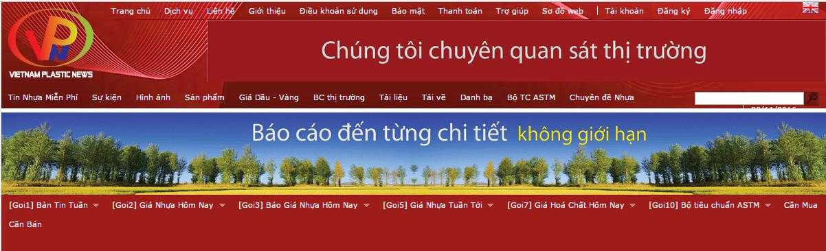Tin tức ngành nhựa Việt Nam